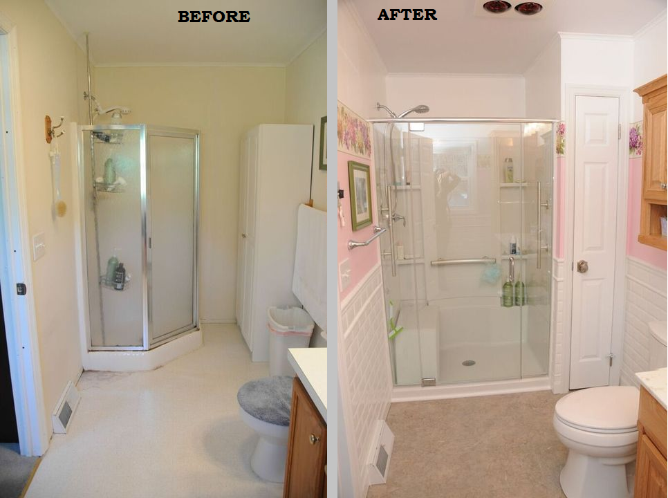 Bathroom Remodel Before And After 28 Images Bathroom
