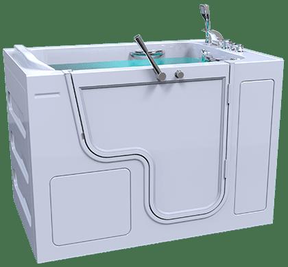 grandeur walk in tubs
